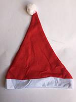 Новогодняя шапка Деда Мороза (Санта Клауса), фото 1