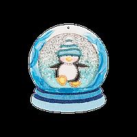 Елочная игрушка для вышивания бисером FLE-013