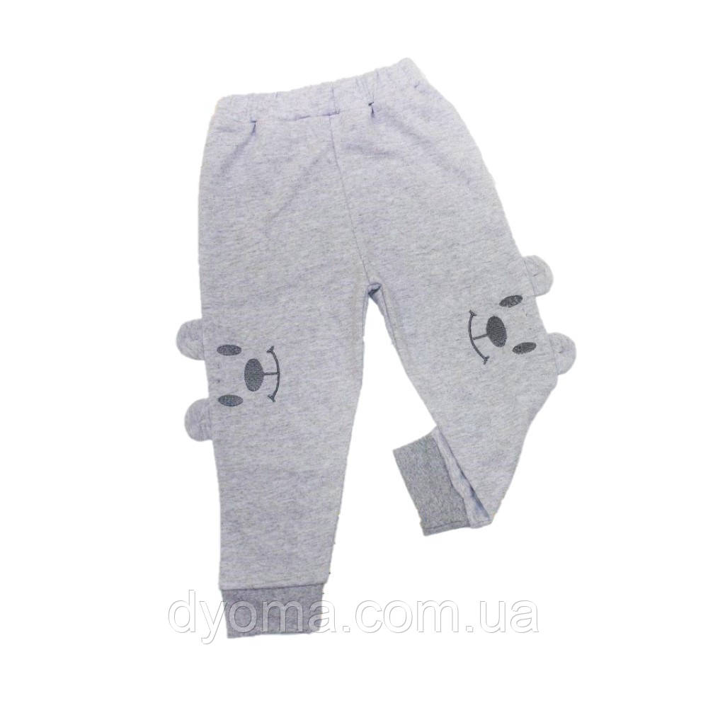 """Детские штанишки """"Мордочка"""" для мальчиков и девочек (26-32)"""