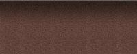 Коньково-карнизная черепица Aquaizol 250х1000 мм горячий шоколад