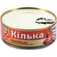 "Килька Балтийская в т/с ТМ ""Флагман"""