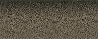 Коньково-карнизная черепица Aquaizol 250х1000 мм графит