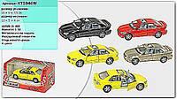 Машина металлическая KINSMART KT5046W  Lexus IS300, в коробке 16*8*7,5см