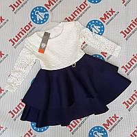 Нарядное детское платье для девочек оптом UMBO