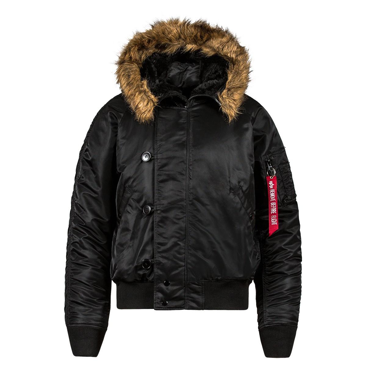 Зимняя мужская куртка N-2B Parka Alpha Industries