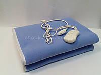 Одеяло электрическое Esperanza EHB 001 Velvet blue 150х80 см, фото 1