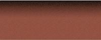 Коньково-карнизная черепица Aquaizol 250х1000 мм красная
