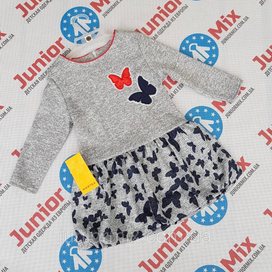 Детские платья для девочек оптом MARTEX. ПОЛЬША