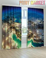 Фото шторы Земля