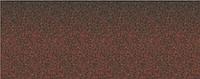 Коньково-карнизная черепица Aquaizol 250х1000 мм огненная лава