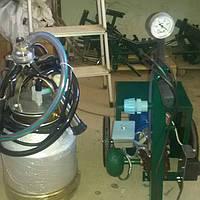 Доильный аппарат АИД 1-01 с кожухом
