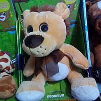 Интерактивная игрушка повторюшка - Львенок