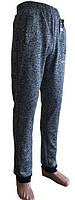 Спортивные зимние штаны на меху с манжетом размер XL,4XL