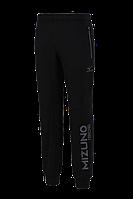 Брюки спортивные (черные) Mizuno Heritage Rib Pants K2GD7502-09