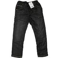 Тёмно-серые джинсы на подкладке для мальчиков Next