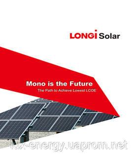 Солнечная панель Longi Solar  LR6-60PE-300M, фото 2
