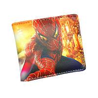 Кошелек Spiderman Спайдермен и Капитан Америка 50.75