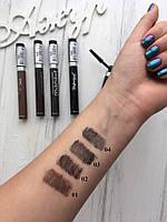 Оттеночный гель для бровей Relouis Fix and Color Eyebrow Gel 01