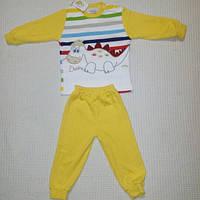 Детская пижама Дракоша на 1-2 года. Турция