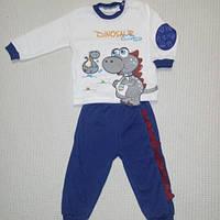 Детская пижама девочке на 1-2 года Турция