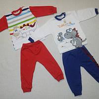 Детские пижамы 1-2 года Турция