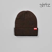 Зимние шапки Vans