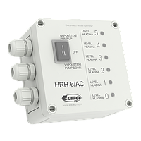 Реле контроля уровня жидкости HRH-6/AC AC 230V ELKOep
