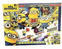 """Настільна гра велика 3в1 """"Minion"""" (рос./10), арт. 5671, Danko toys"""