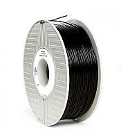 ABS 1.75 мм Черный Пластик Для 3D Печати Verbatim (1 кг)
