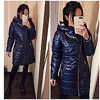 Пальто женское на синтепоне оптом
