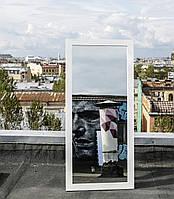 "Зеркало лофт напольное  ""Lot Allure"" 180х80х4см,  (любой размер), дерево"