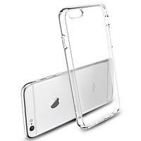 Силиконовый чехол на iPhone 6 plus / 6s +  Прозрачный силиконовый чехол на айфон 6 + / 6с +