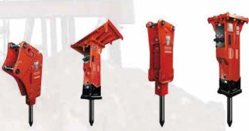 Дробилка DDB150 / Breaker DDB150