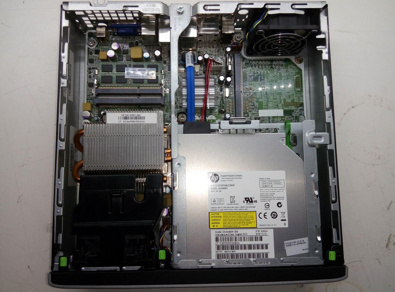Настольный компьютер HP Compaq 8300 Elite Ultra Slim USDT i3-2120 3,3G