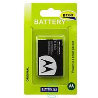 Аккумулятор Motorola BT60 850 mAh для C290, Evoke QA4 A класс