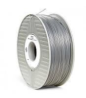 ABS 1.75 мм Серебристый Пластик Для 3D Печати Verbatim (1 кг)