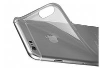 Силиконовый чехол на iPhone 6 +/ 6s plus Затемненный силиконовый чехол на айфон 6 плюс /6c +