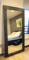 """Зеркало лофт напольное  """"Аллюр"""" 170х75х4см, дерево"""