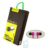 Наушники с микрофоном Reddax RDX-611 PURPLE