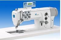 Duerkopp Adler 827-260122-M двухигольная швейная машина с плоской платформой и прямым приводом