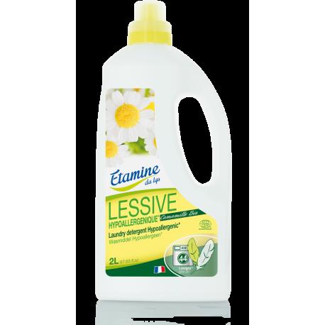Гипоаллергенный жидкий стиральный порошок органический Etamine du lys,2л