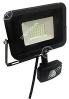 Works FL50W-S SMD Прожектор LED с датчиком движения (50W)