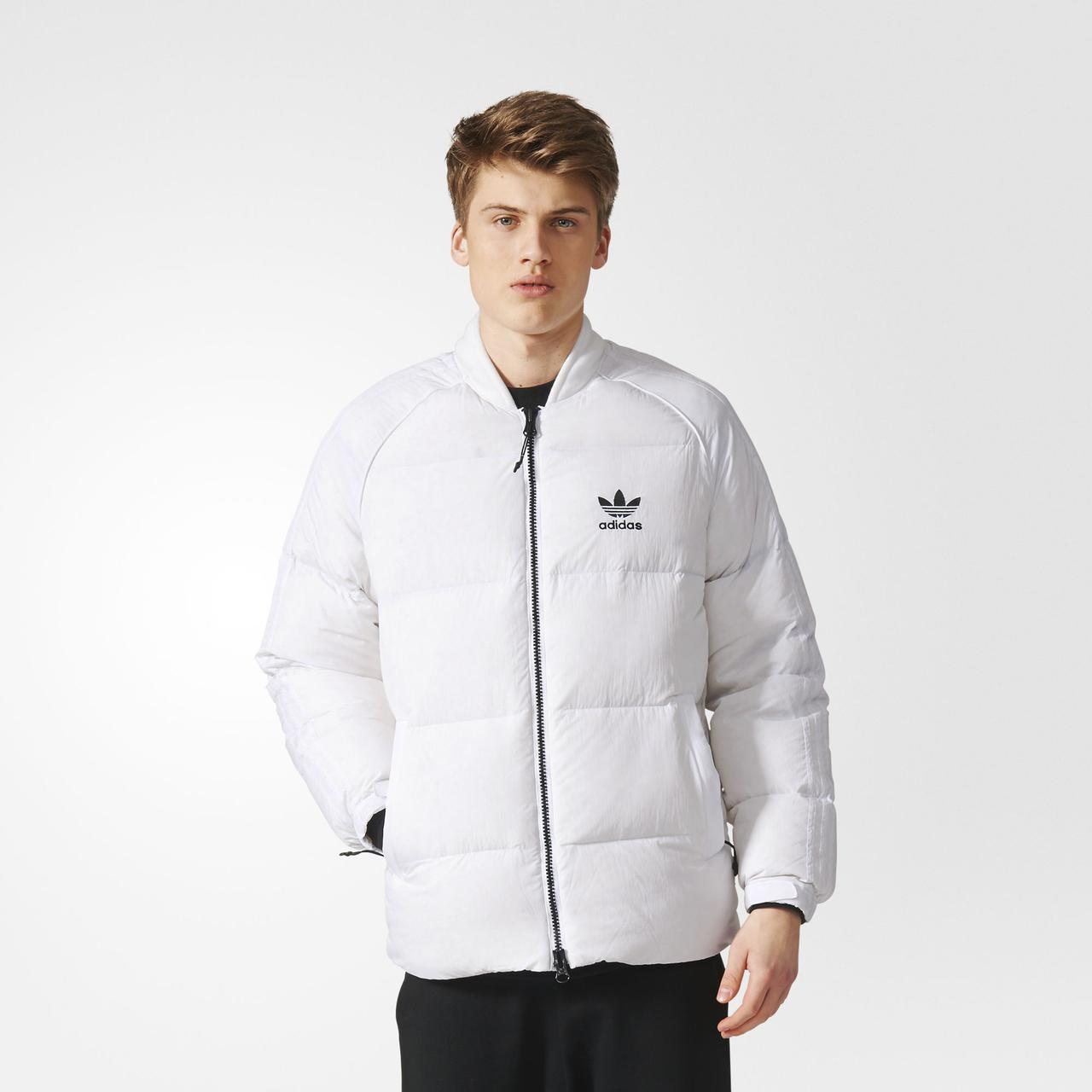 ebd051521c85 Купить Мужской пуховик Adidas Originals SST Heavy (Артикул  BR4799 ...