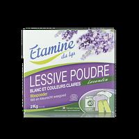 """Органический стиральный порошок """"COMP'ACTIVE"""" Etamine du Lys,2кг"""