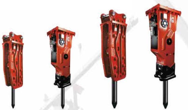 Дробилка DDB4000 / Breaker DDB4000
