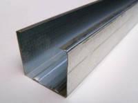 Профиля стоечные для гипсокартона СW 100/50/3m  0,40 мм