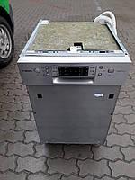 Встраиваемая посудомоечная машина Bosch SPI 69T15EU узкая 45см