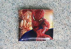 Кошелек Spiderman Спайдермен отражение 50.771