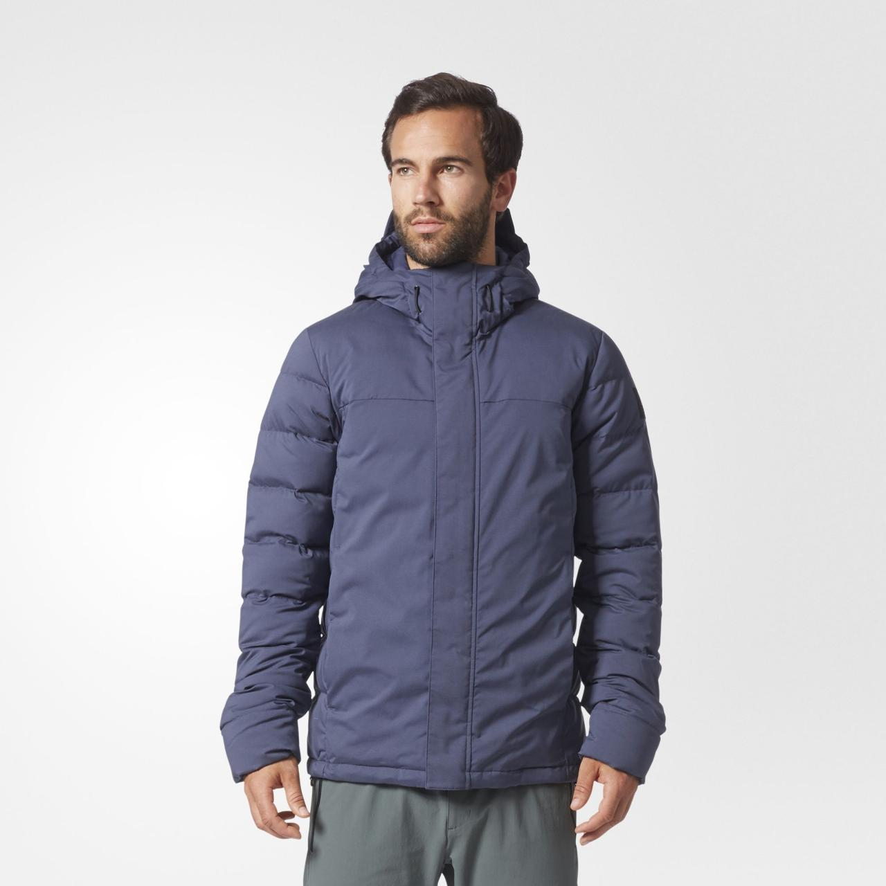 Мужской пуховик Adidas Performance Outdoor Climawarm Allzeit (Артикул   BQ6815) 110de0bdc52