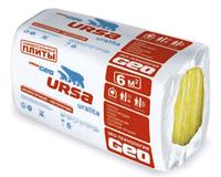 Изоляционные плиты URSA П-15 50/600/1250  (18 м2)